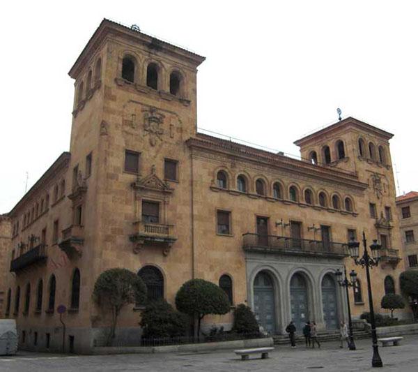 La Junta apuesta por Salamanca como sede para promocionar el español