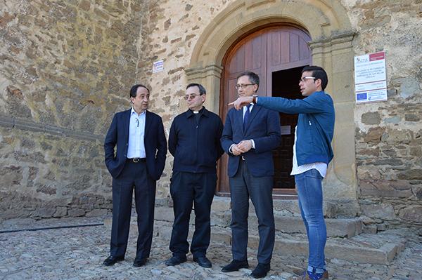 """La Junta apuesta por mejorar la promoción de """"Soria Románica"""""""