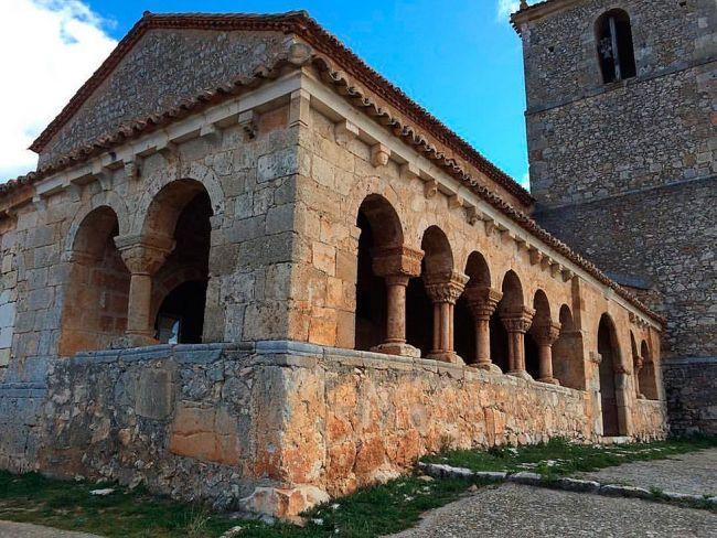 Ruta senderista entre Berlanga de Duero y Andaluz
