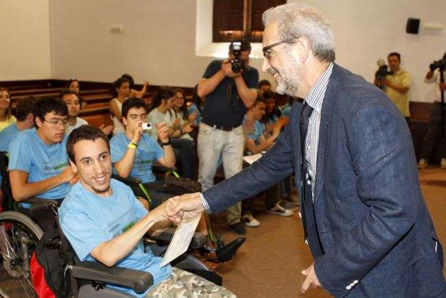 """El proyecto """"Campus Inclusivos, Campus sin Límites"""" llega a Salamanca y Valladolid"""