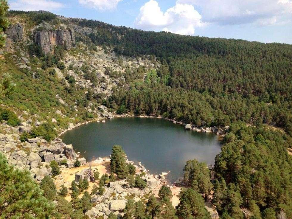 La Laguna Negra, con el acceso regulado durante todo el verano