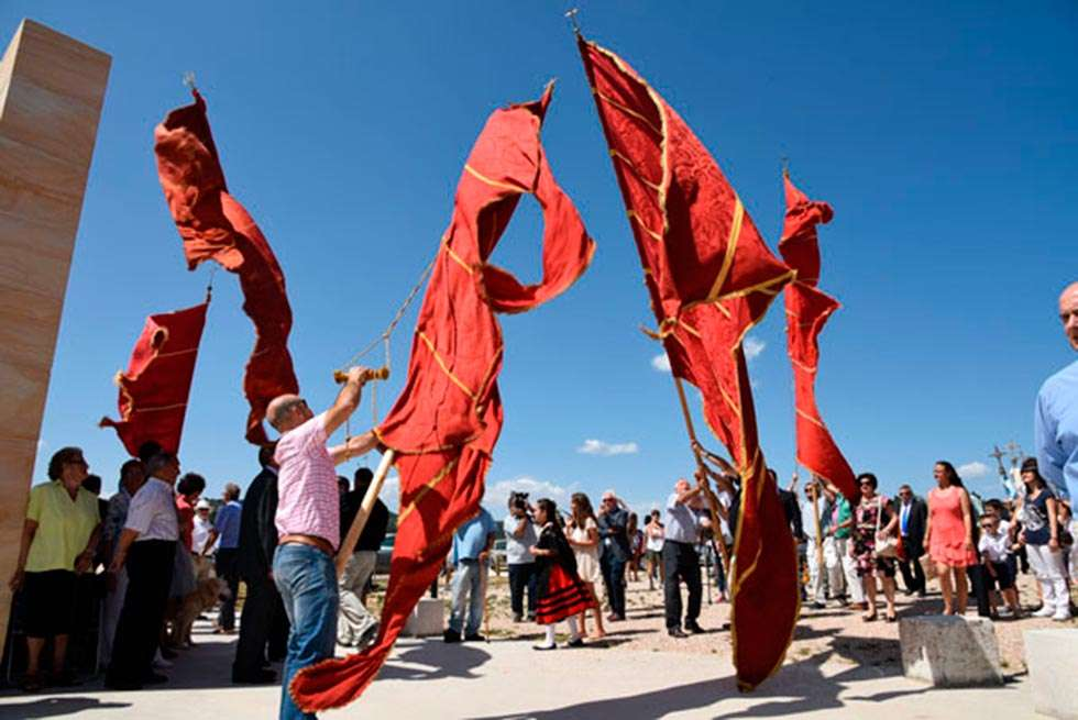 Cabrejas del Pinar prepara sus fiestas en honor a la Virgen de la Blanca