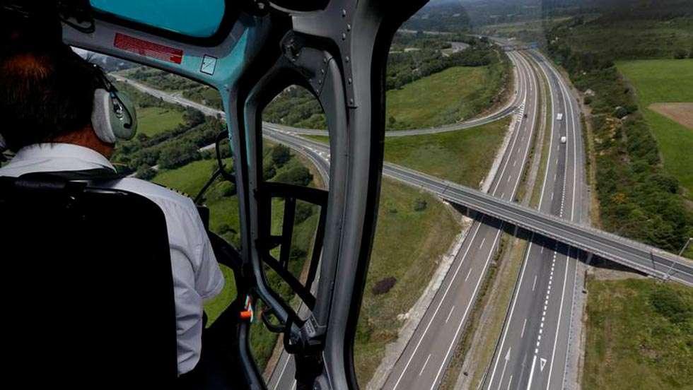 """El radar """"Pegasus"""" caza a seis conductores en Soria por exceso de velocidad"""
