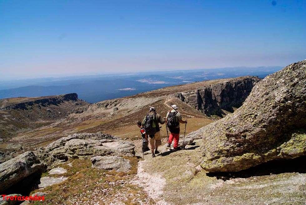 Ruta senderista por la sierra de Urbión
