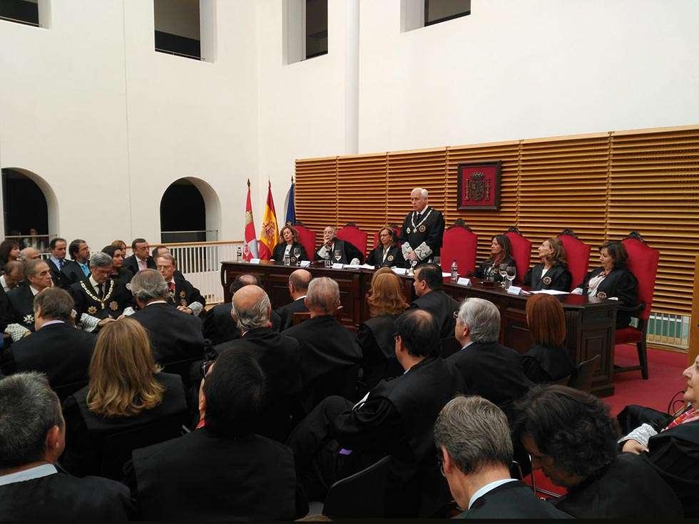 Concepción reclama nuevas plazas judiciales en Castilla y León