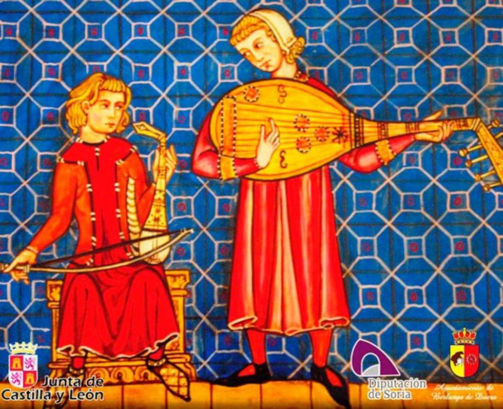 La Feria de Artesanía de Berlanga de Duero cumple su XX edición