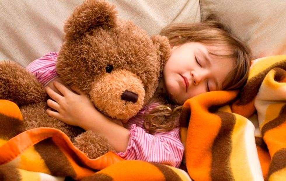 Un 30 por ciento de niños y adolescentes padecen alguna alteración relacionada con el sueño