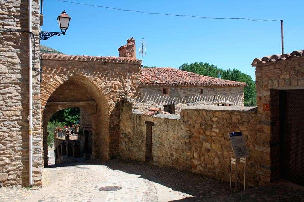 Yanguas se incorpora en 2017 a la red de pueblos más bonitos de España