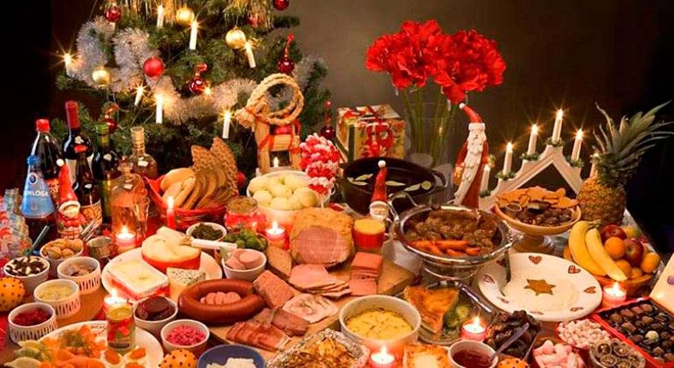 Diez consejos para una Navidad saludable y sin sobrepeso