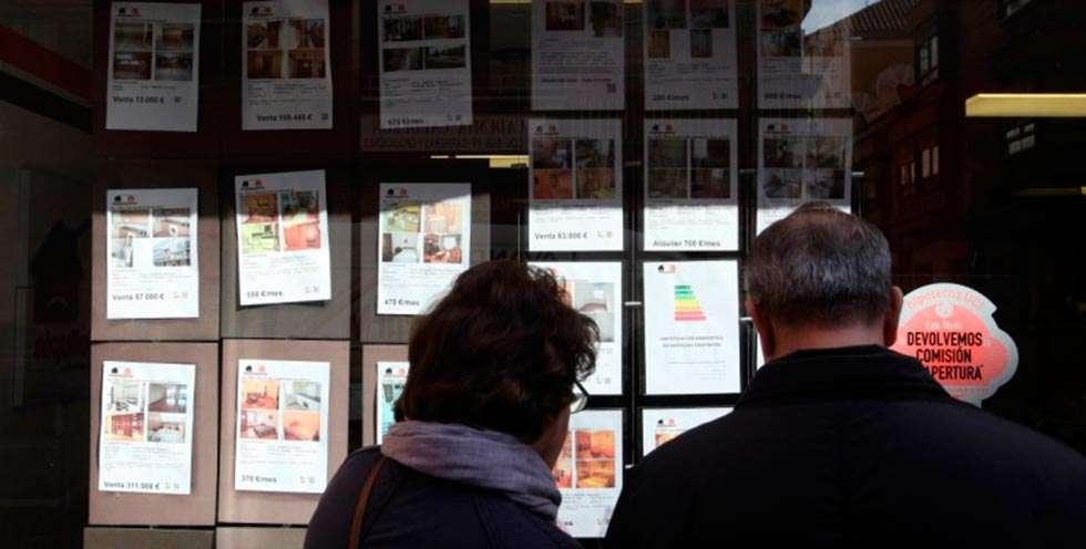 El precio de la vivienda usada en Castilla y León cae un 3 por ciento en 2016