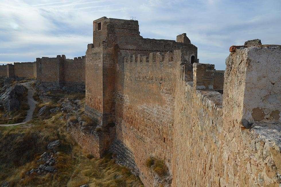 El castillo de Gormaz, noticia más leída en Castilla y León en 2016
