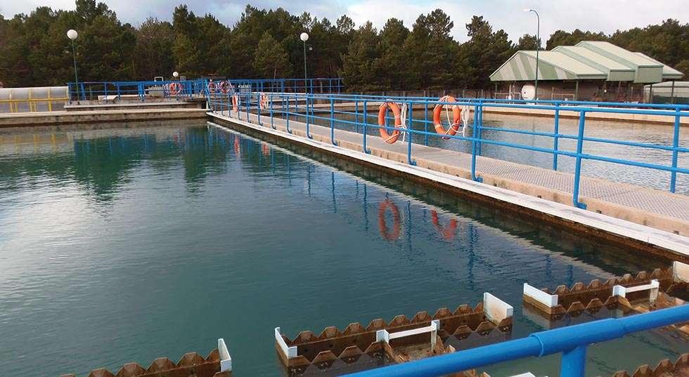 Agua de soria invierte m s de tres millones en renovar la for Oficina virtual cyl