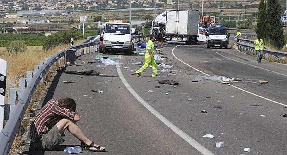 Dieciséis medidas para reducir la accidentalidad en las carreteras