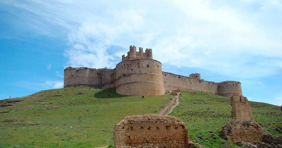 Licitada la restauración de la torre del homenaje del castillo de Berlanga