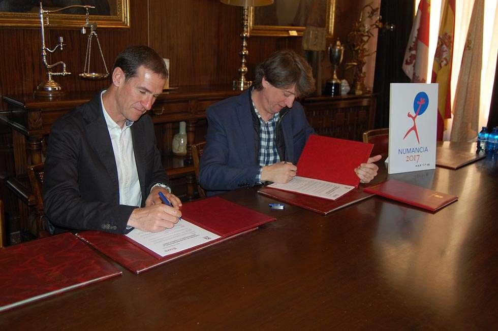 Soria aporta 50.000 euros para la organización del Europeo de Duatlón
