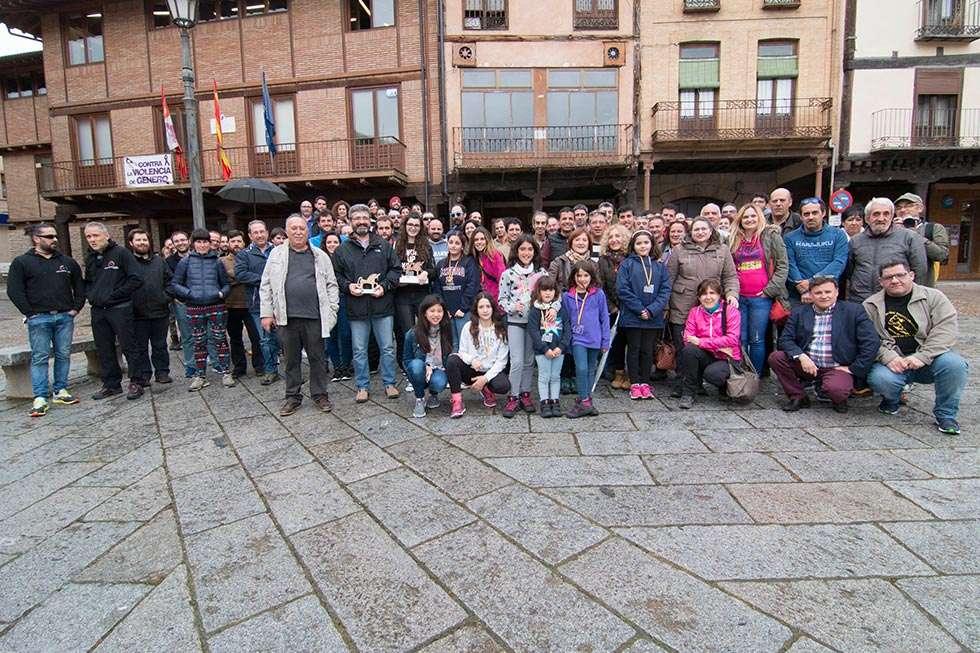 Más participación que nunca en el X Rally Fotográfico Tierras de Berlanga