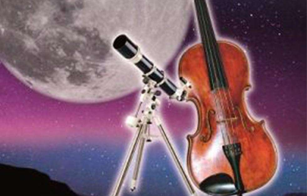 Violas y luz de luna en Cabreriza