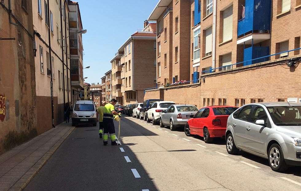 f068bbdcae La calle Clemente Saenz, de dirección única