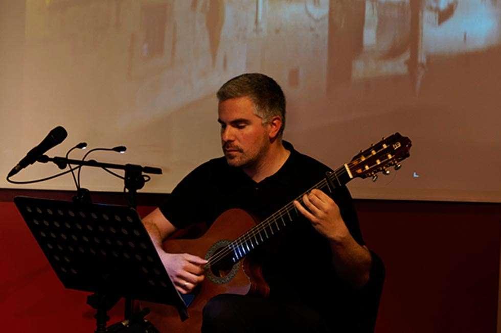 Breogán Prego ofrece un concierto de música del renacimiento