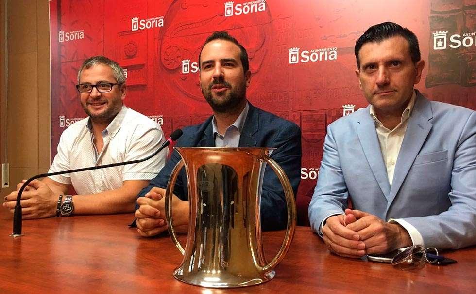 Soria es oficialmente candidata a albergar la Copa del Rey de voleibol en 2018