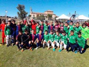 El C.D. San José gana la final al F.C. Barcelona en la Pinares Cup
