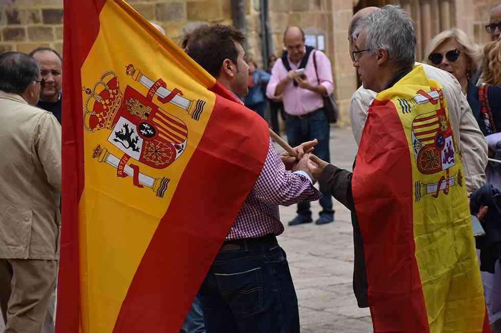 gente en espana
