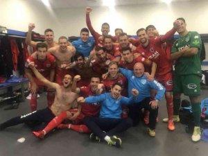 El Numancia jugará los octavos de la Copa de S.M. El Rey