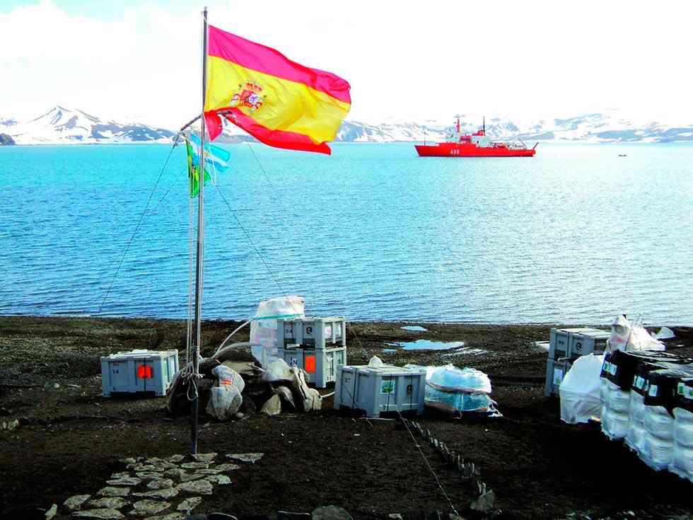 El IES Politécnico conocerá los proyectos de investigación en la Antártida