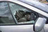 """Roban en siete coches en Golmayo, mientras se disputaba la """"Subida al Palillo"""""""