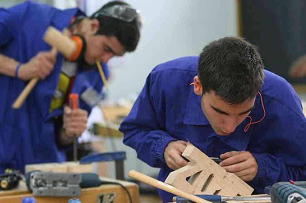 Sesenta contratos en prácticas para jóvenes desempleados