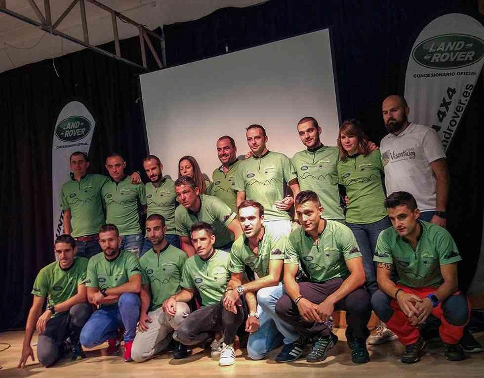 Desafío Urbion participa en Campeonato regional de carreras de montaña
