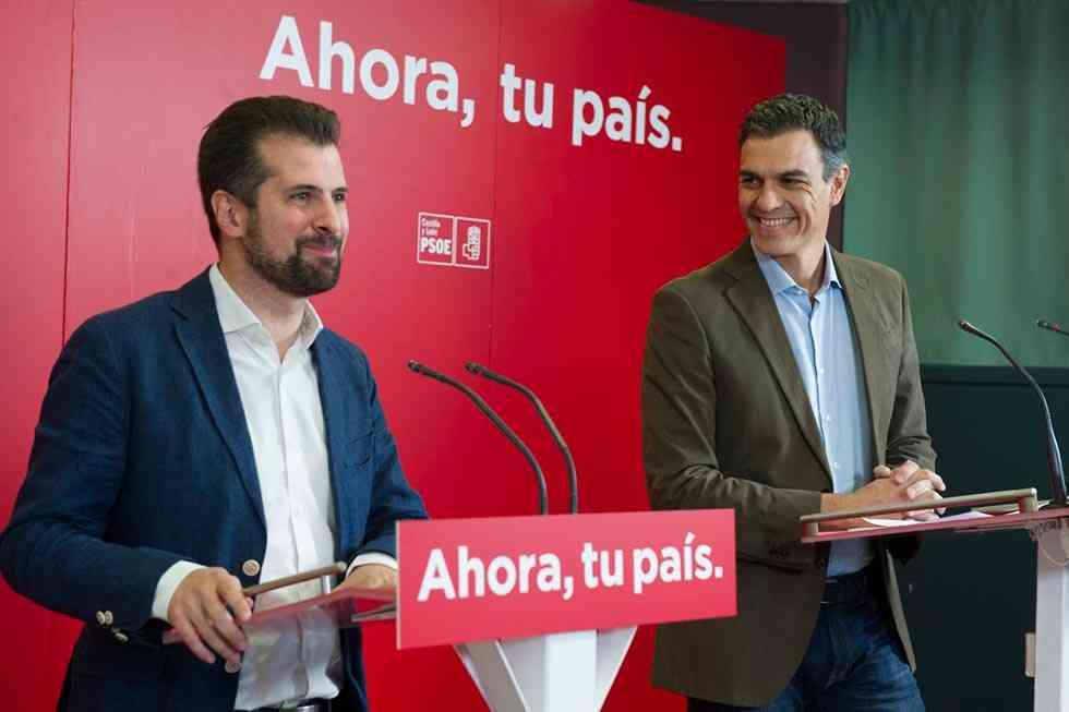 Tudanca quiere ser el candidato socialista para la Junta