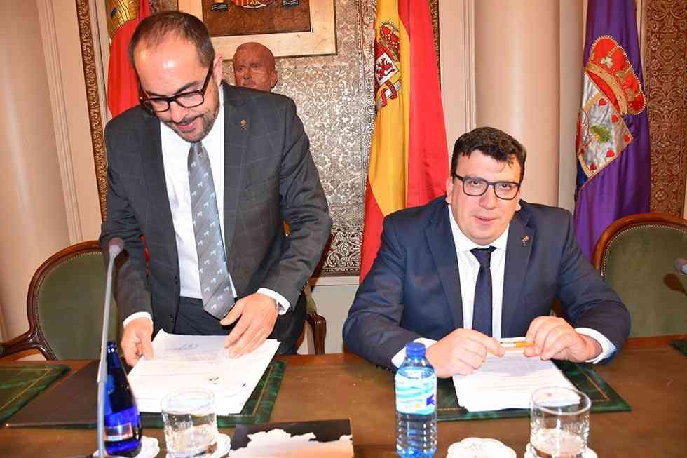 La Diputación presenta 32,6 millones en actuaciones para el Plan Soria 2018