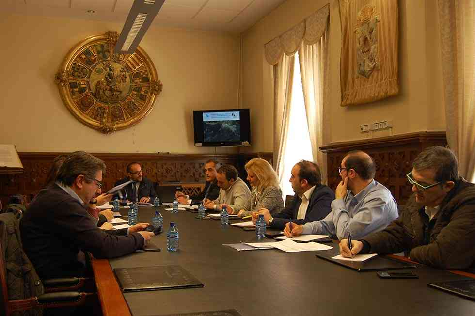 La Diputación quiere que Soria sea Destino Turístico Starlight