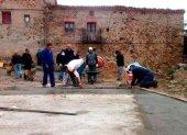 Sarnago retoma sus trabajos para seguir recuperando el pueblo