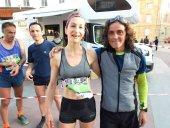 Usobiaga y Tejedor, los más rápidos en la Travesía Alto Duero