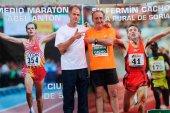 Fermín Cacho, padrino del II Medio Maratón Cidade de Lugo