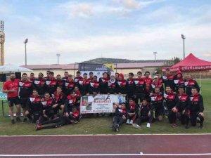 El Atletismo Numantino disputará la final de división de honor