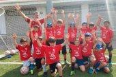 Ólvega acoge un campus de fútbol de la Fundación Osasuna