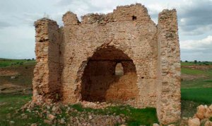 La iglesia de Alconeza entra en la Lista Roja de Patrimonio