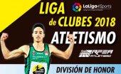 La Liga de clubes de atletismo decide campeón en Soria