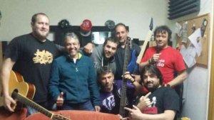 """Vivan las juradas"""", una sanjuanera en versión rock"""