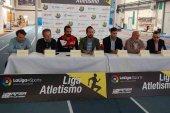 La élite del atletismo español compite en Soria