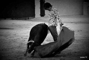 La feria taurina se queda sin premios de la Peña Taurina Ruben Sanz