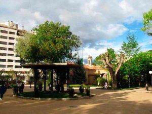 La tradicional verbena en el Árbol de la Música se recupera