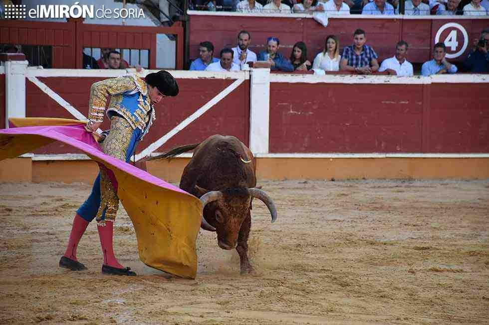 Ponce y Román, premiados por la Peña Taurina Soriana