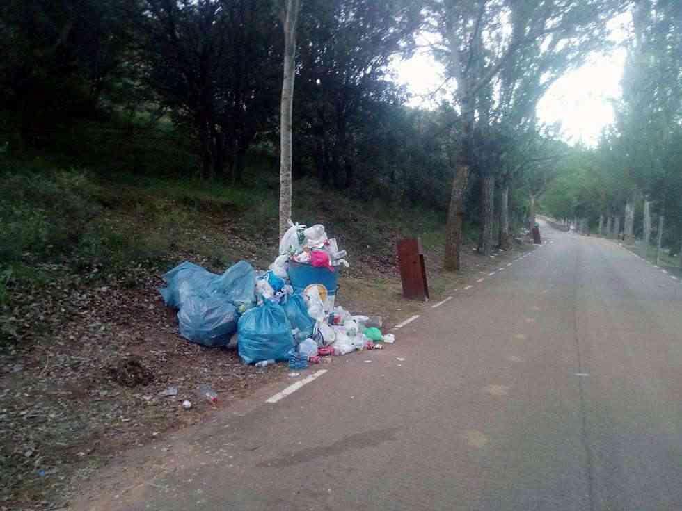 Más de 300.000 kilógramos de residuos, en San Juan 2018