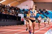 Una veintena de atletas sorianos y del CAEP, en Getafe