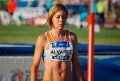 Raquel Álvarez sucede a Ruth Beitia como campeona de España