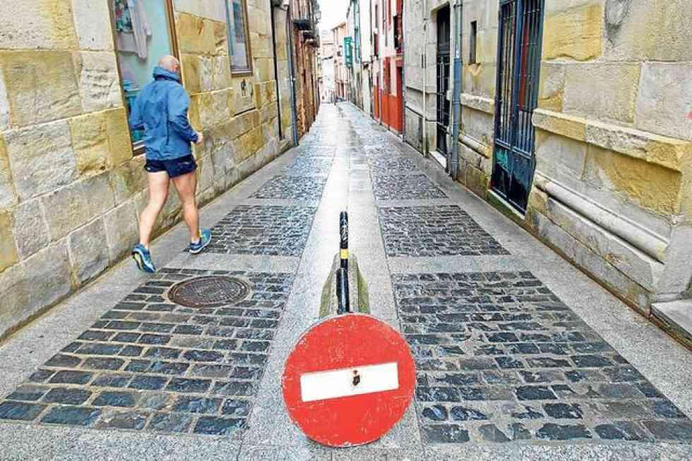 De Lózar (Cs) exige al Ayuntamiento que no abandone el casco viejo